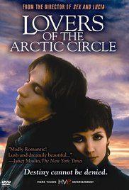 Los amantes del Círculo Polar Poster