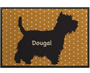 Original Gift Company Dog Breed Mat, Medium, Brown, Polyproplylene Making a very smart statement as they keep paw and feet marks from your floor, these terrific British mats come in hardwearing, dirt-trapping polypropylene with anti-slip backing. http://www.MightGet.com/february-2017-2/original-gift-company-dog-breed-mat-medium-brown-polyproplylene.asp