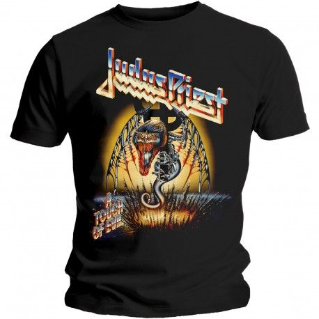 Judas Priest: Touch Of Evil (tricou)
