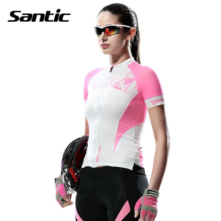 ==> [Free Shipping] Buy Best Santic Summer Women's Biker Cycling Jersey MTB Bike Shirts Racing Clothings Riding Garment Bicycle Top ropa ciclismo Online with LOWEST Price | 32693866932