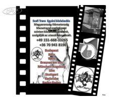 Nemzetközi Személyszállítás Németország Magyarország Budapest I. kerület - Orxx Ingyenes Apróhirdetés