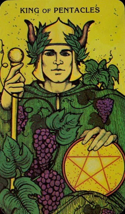 613 Best Tarot : The Court Cards : King Images On