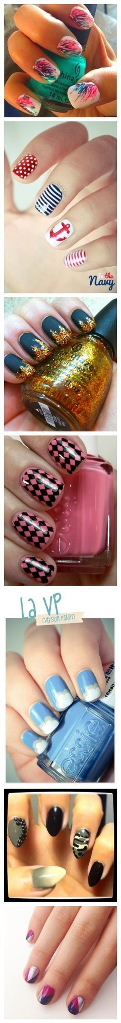 Nail Art Designs - Get Creative