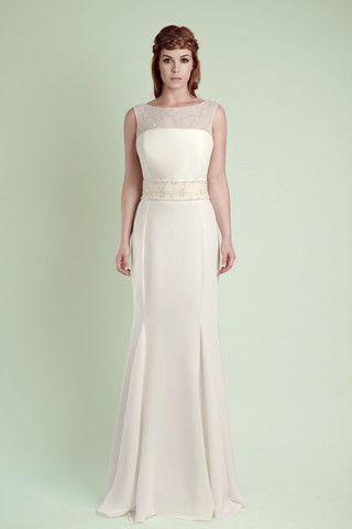 7 besten 1930s Wedding Dresses Bilder auf Pinterest ...