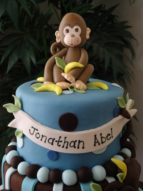 75 best Cakes Monkey images on Pinterest Monkey cakes Cake