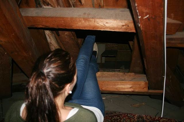 They Found A Secret Door In Their Attic. Just Wait Til You See What Was Inside…OMG.