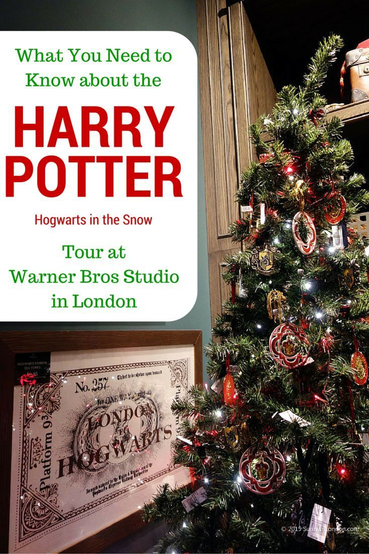 Hogwarts in the Snow is the Harry Potter Studio Tour at Warner Bros in London decorated for Christmas. Read here to learn and see what it involves.