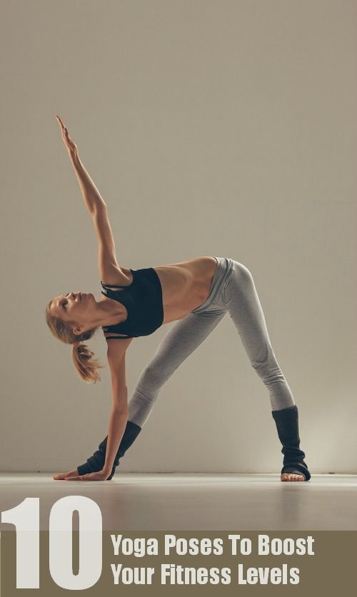 Top 10 Yoga Exercises To Boost Your Fitness Levels