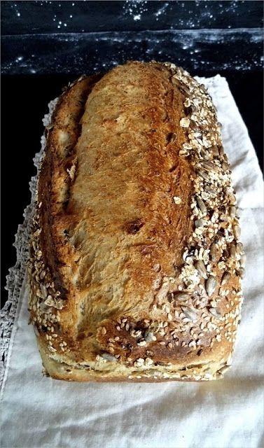 Limara péksége: Magvas - tönkölyös formakenyér