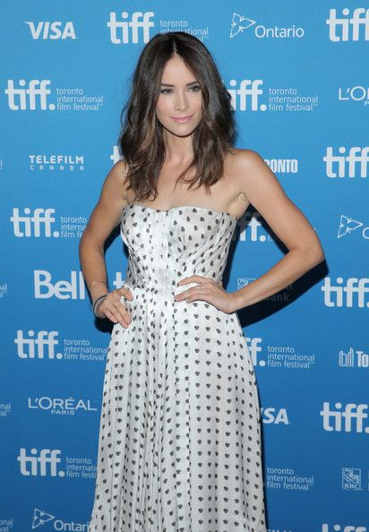 "Abigail Spencer Photos Photos - Actress Abigail Spencer attends ""The Forger"" Press Conference during the 2014 Toronto International Film Festival at TIFF Bell Lightbox on September 12, 2014 in Toronto, Canada. - ""The Forger"" Press Conference - 2014 Toronto International Film Festival"