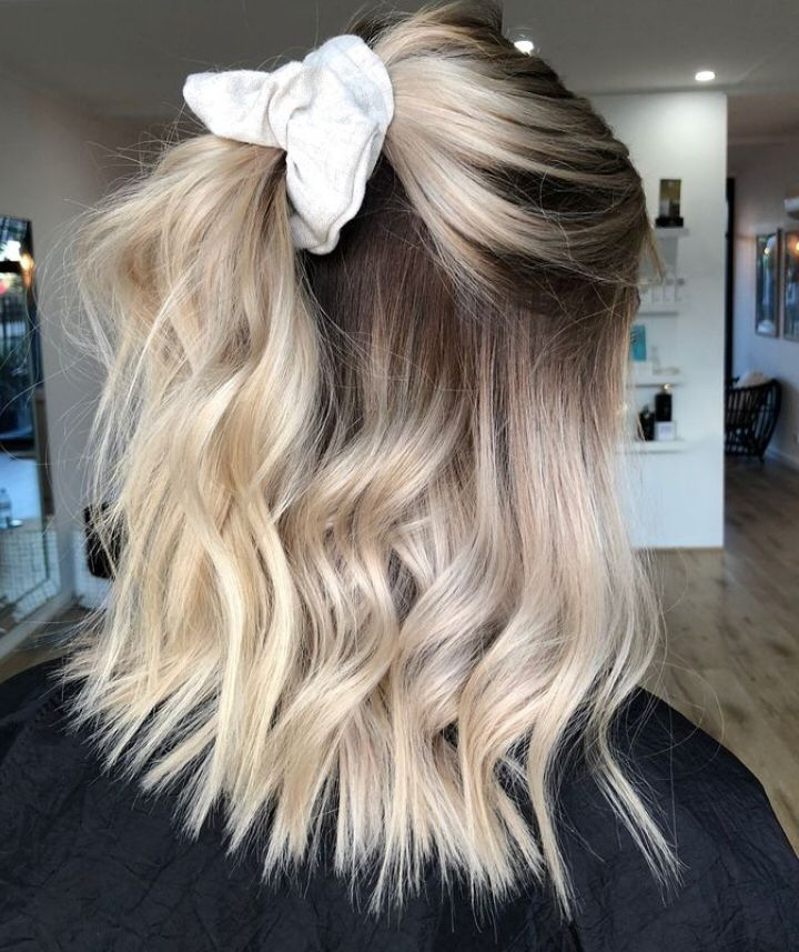 Simple And Beautiful Hairstyles For The School For Every Day Hair Styles Cute Hairstyles For Short Hair Long Hair Styles