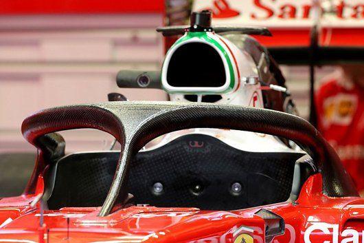 F1:新型ハロー、ドライバー救出のための静的テストはクリア  [F1 / Formula 1]