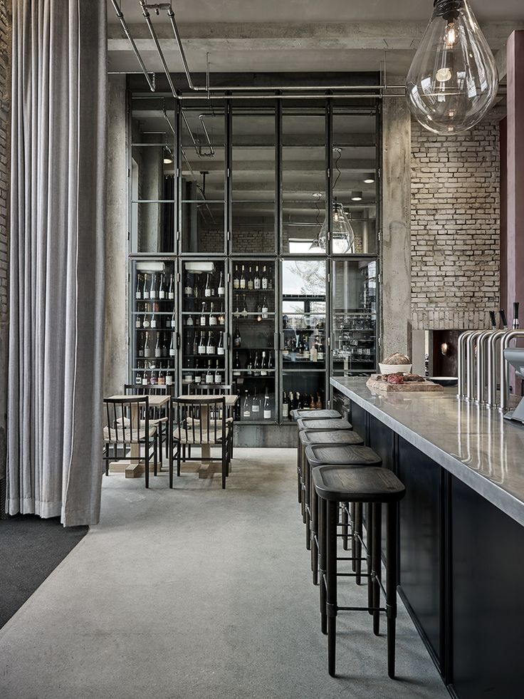 SPACE copenhagen converts warehouse into restaurant 108