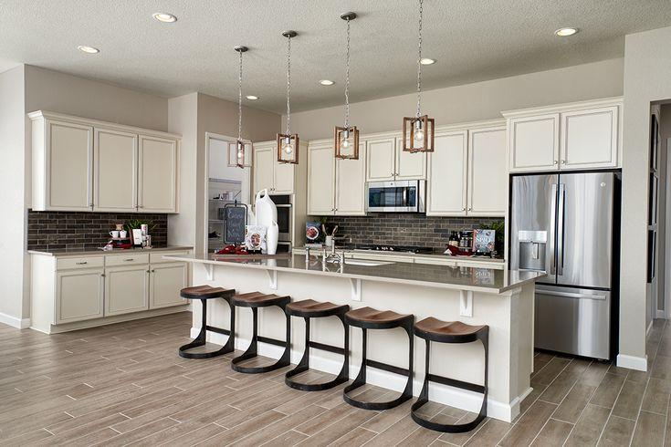 Kitchen Design Richmond American Homes, Kitchen Cabinets Aurora Co