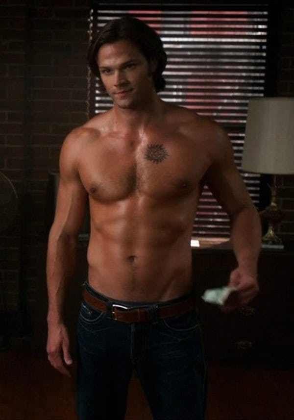 Sam Winchester Hot
