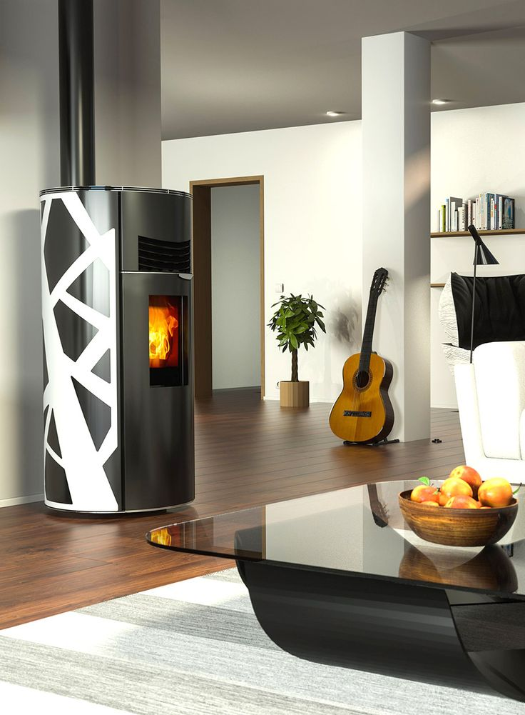 9 best Poêle images on Pinterest Fireplaces, Angles and Appliances