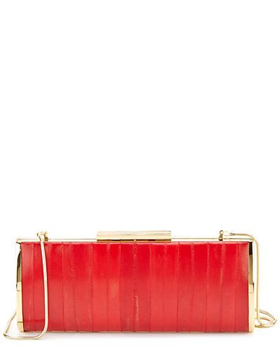 Statement Clutch - RUBINO GOLD SUN by Tony Rubino Tony Rubino