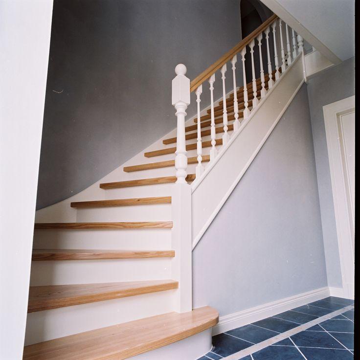 37 beste afbeeldingen van trappen - Railing trap ontwerp ...
