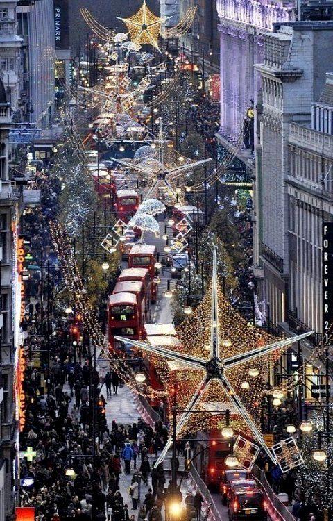 Christmas City... London