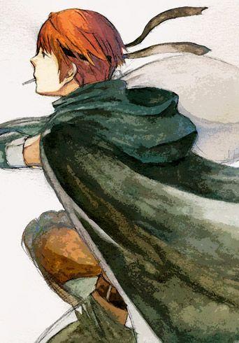 Fire Emblem: Awakening - Gaius