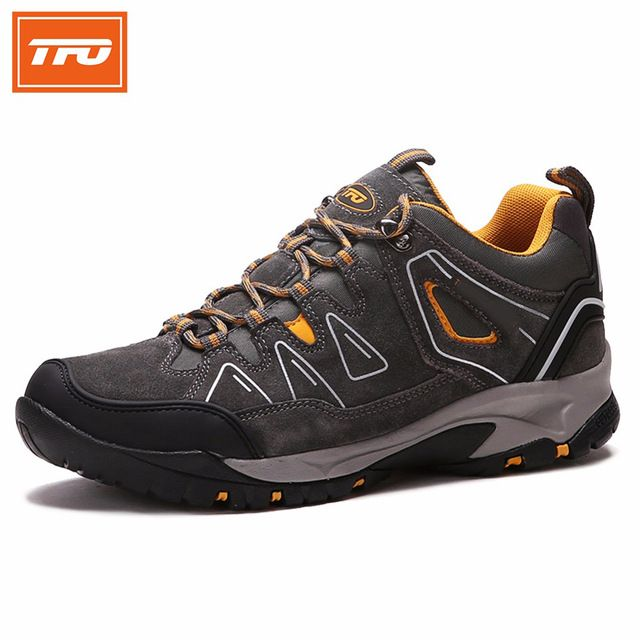 High Quality Leather Sneakers Waterproof Casual Sports Shoes