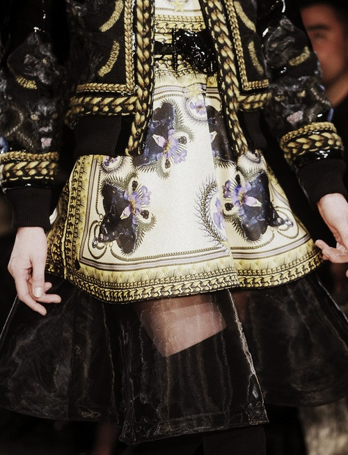 Givenchy Autumn/Winter 2011