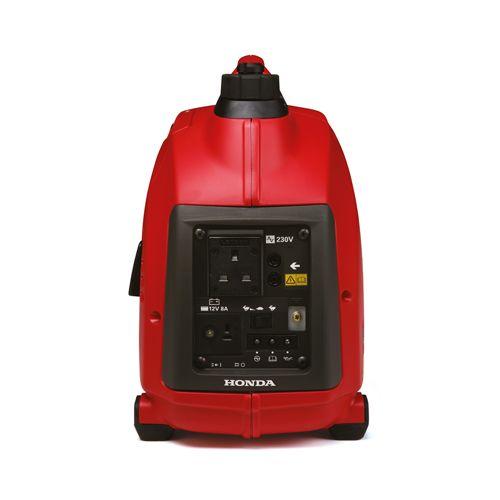 Honda EU10i 1000W Portable Silent Generator (Inverter Technology) - front view