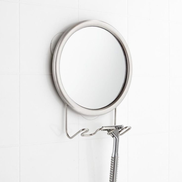 Idesign Stainless Fogless Suction Mirror In 2020 With Images