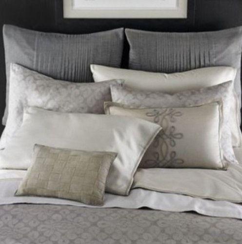 amazoncom vera wang love knots matelasse coverlet queen cotton quilt gray home