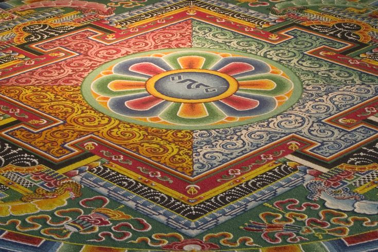 Tibetan Sand Mandalas: Healing Through Sacred Art (Photo Gallery, Video)