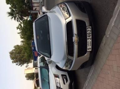 Chevy Captiva 2012 for sale at low mileage and lowest price   Car Ads - AutoDeal.ae