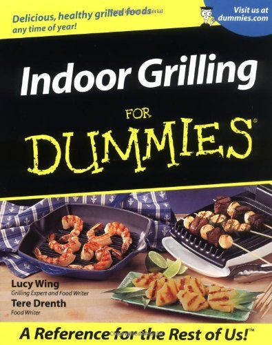 Heard about the phenomenon called indoor grilling? From open or covered electric grills to contact grills, grill pans, and cooktop inserts, there are all kinds of indoor grilling options that are inexpensive to purchase, take little time to clean up, and store conveniently out of sight. Best of all, whether it's a bright, sunny day, a rainy afternoon, or a cold, wintry night, you can still enjoy mouthwatering, healthy meals any time you're in the mood to grill!