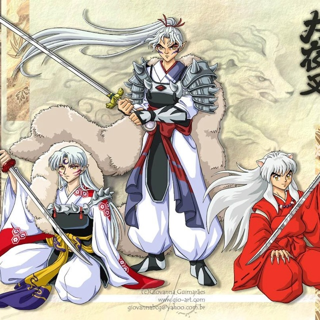 1000+ Images About InuYasha's Family On Pinterest