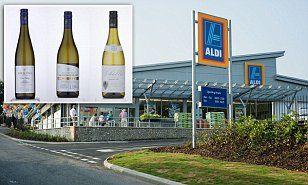 Aldi's budget wines bags 43 medals at International Wine Challenge awards | Daily Mail Online