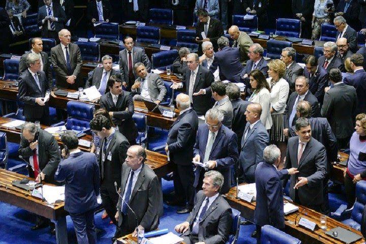 Senado recebe da Câmara projeto com medidas de combate à corrupção