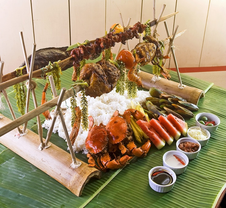 Filipino Boodle Fight Experience HttpgooglNcpN5u