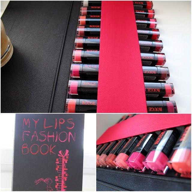 LIEN SWATCHS Les Rouge Edition par Bourjois/ lsamakeup.com