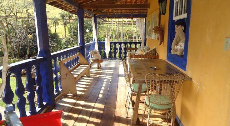 Hotel-fazenda rural Fazenda Santa Marina (Brasil Santana dos Montes) - Booking.com