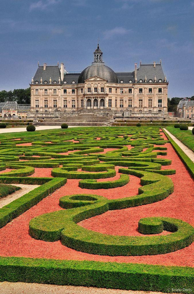 Château de Vaux le Vicomte, France