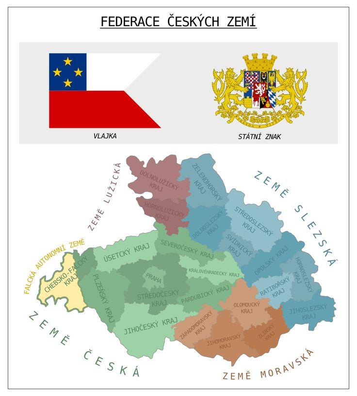 Federation of Czech Lands by SoaringAven.deviantart.com on @deviantART