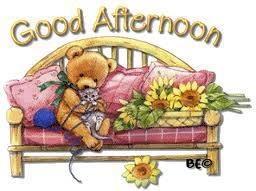 Good Afternoon ya all!!