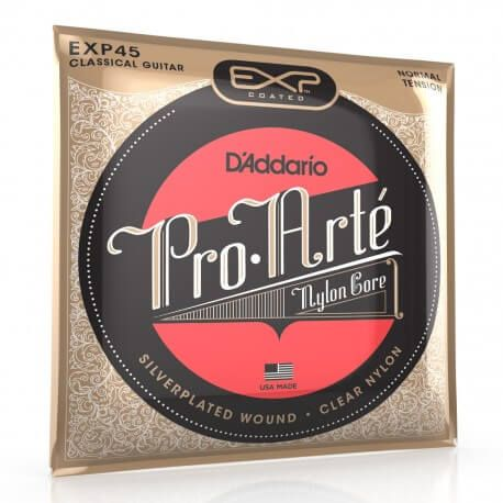 D'Addario EXP Nylon Tension Normale EXP45