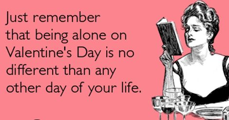 10 situații care apar în viața noastră de Valentine's Day