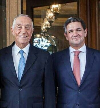 It was an honor to Welcome  His Excellency Marcelo Rebelo de Sousa, the President of Portugal during his official visit to Mozambique.