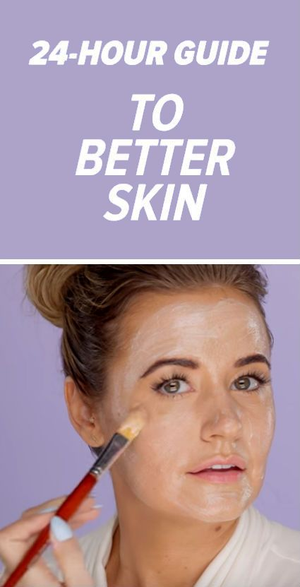 Better skin in 24 hours? Believe it. Check out Beauty Junkie's new video here: http://www.popsugar.com/beauty/How-Get-Better-Skin-24-Hours-41041675?cm_mmc=Pinterest-_-PopSugar1-_-Video-_-PopSugar