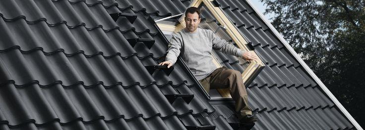 Finestre per accesso al tetto VELUX