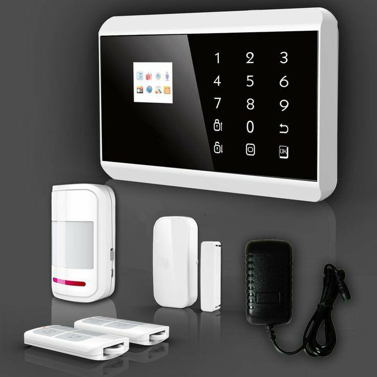 Alarm System Best Home Security System Wireless Home Security Systems Wireless Security Camera System