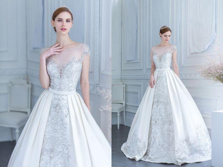 Best 25+ Convertible Wedding Dresses Ideas On Pinterest