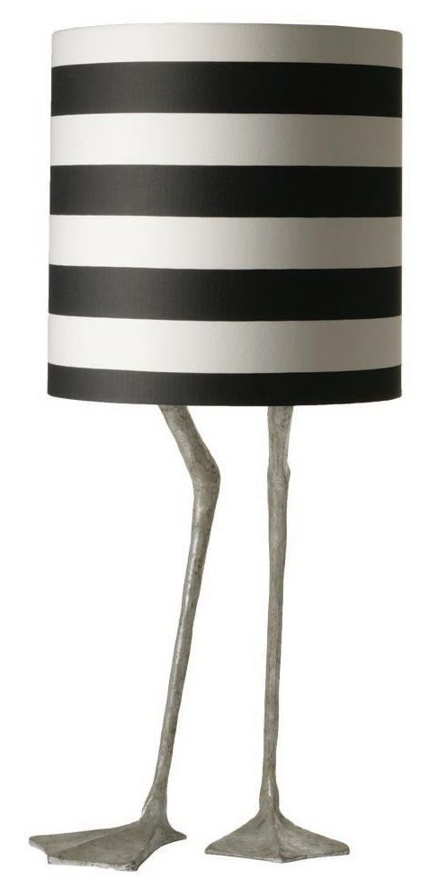 designer silver flamingo table lamp sharing luxury designer home decoru2026 - Chandelier Table Lamp