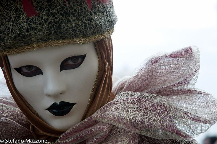 Venice carnival. Image credit: Stefano Mazzone Just Go Places | Share Travel Experience
